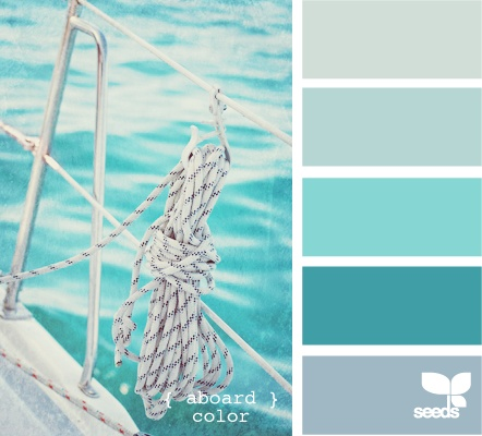 Possible color palette