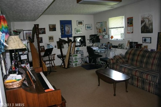 My teaching studio