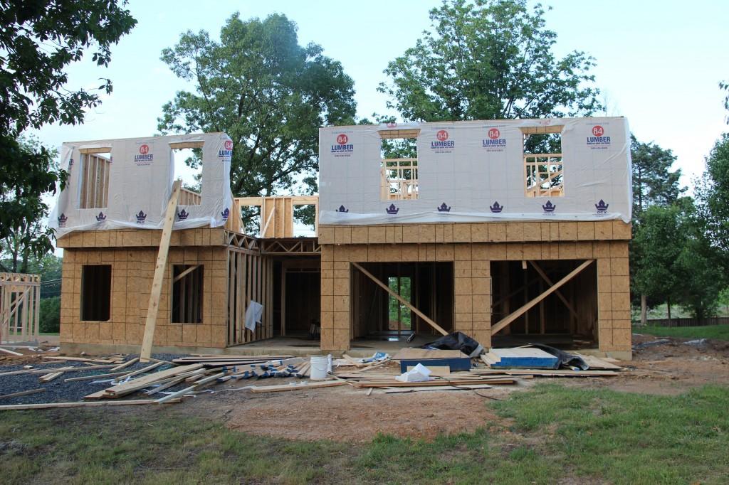 Second floor is up - June 3rd, 2013