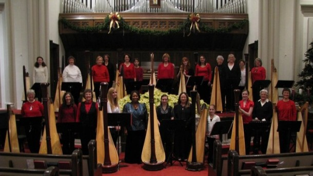 2010 Harps for HARTS Concert